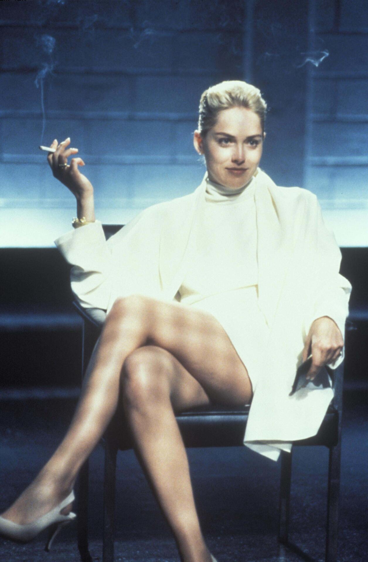 Bild zu Sharon Stone, Catherine Tramell, Basic Instinct