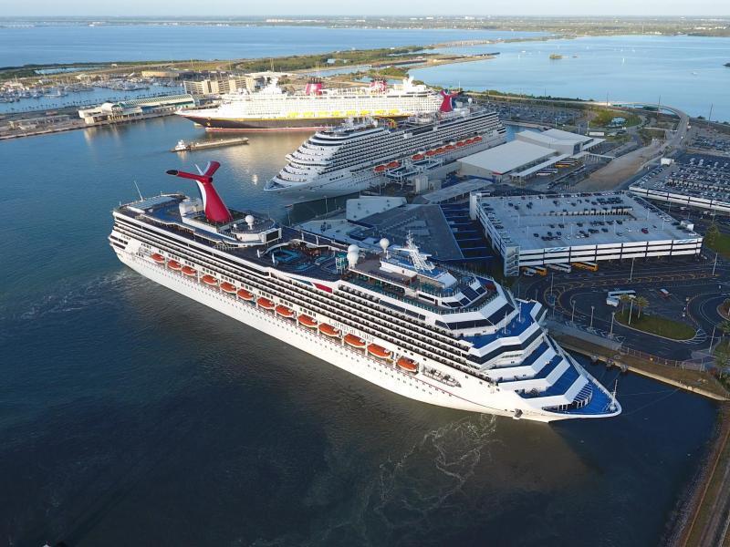 Bild zu Port Canaveral