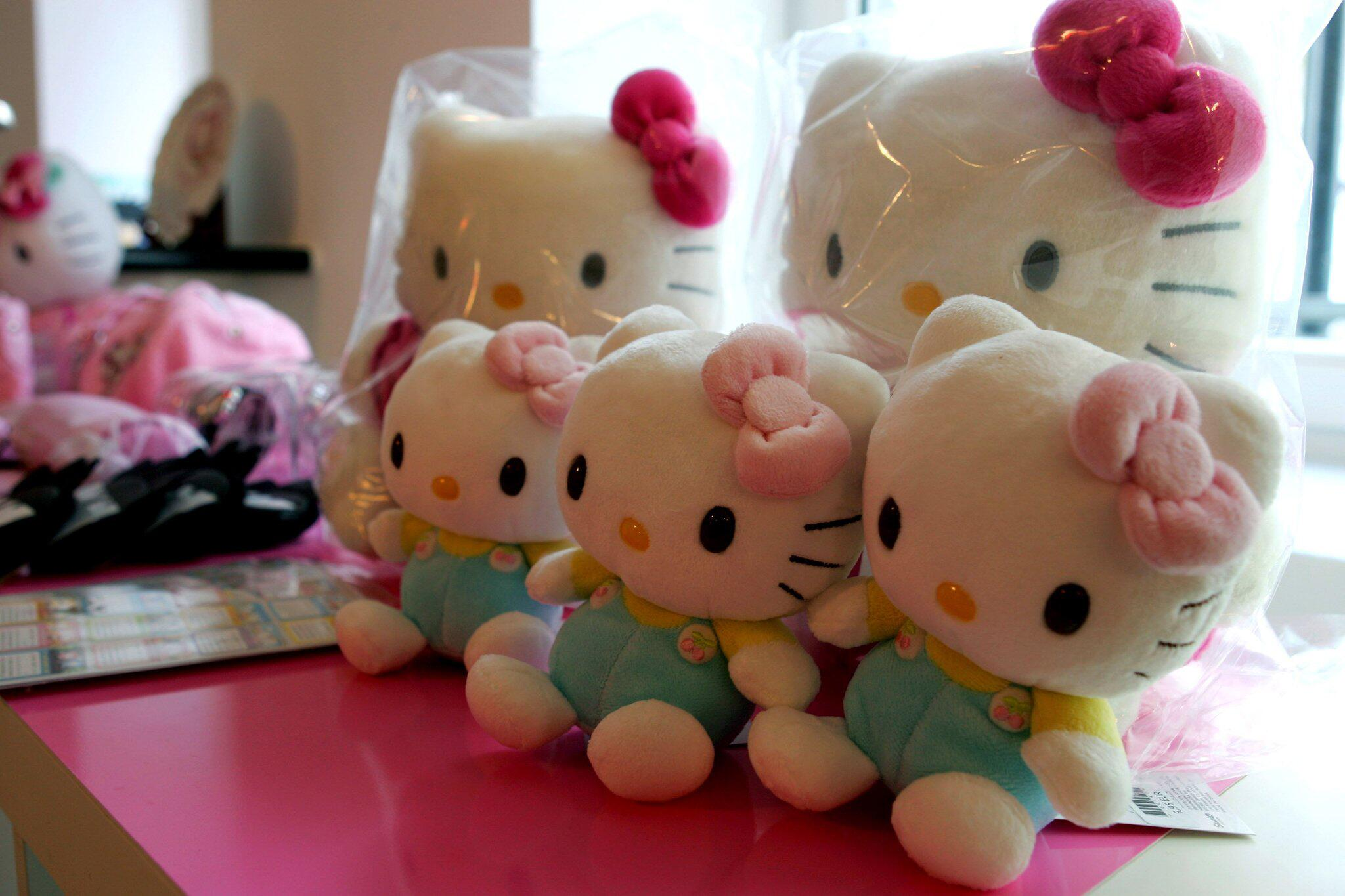 Bild zu Brüssel verhängt Millionenstrafe gegen Hello-Kitty-Hersteller