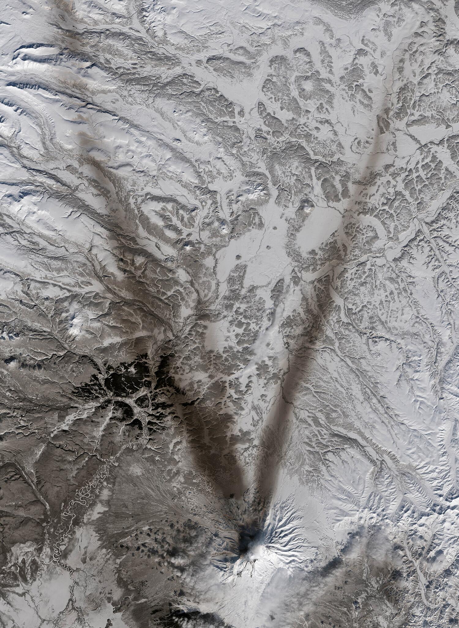 Bild zu Shiveluch-Vulkan
