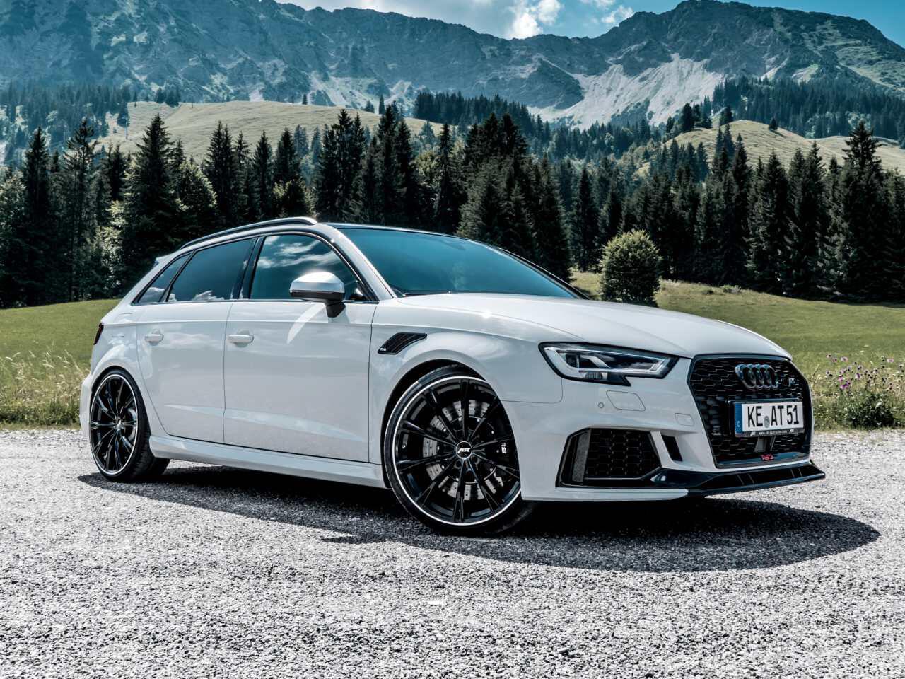 Bild zu Abt Audi RS3 Sportback Edelweiss