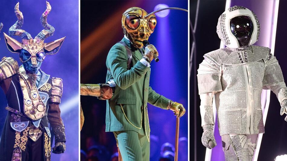 """ProSieben-Show """"The Masked Singer"""""""