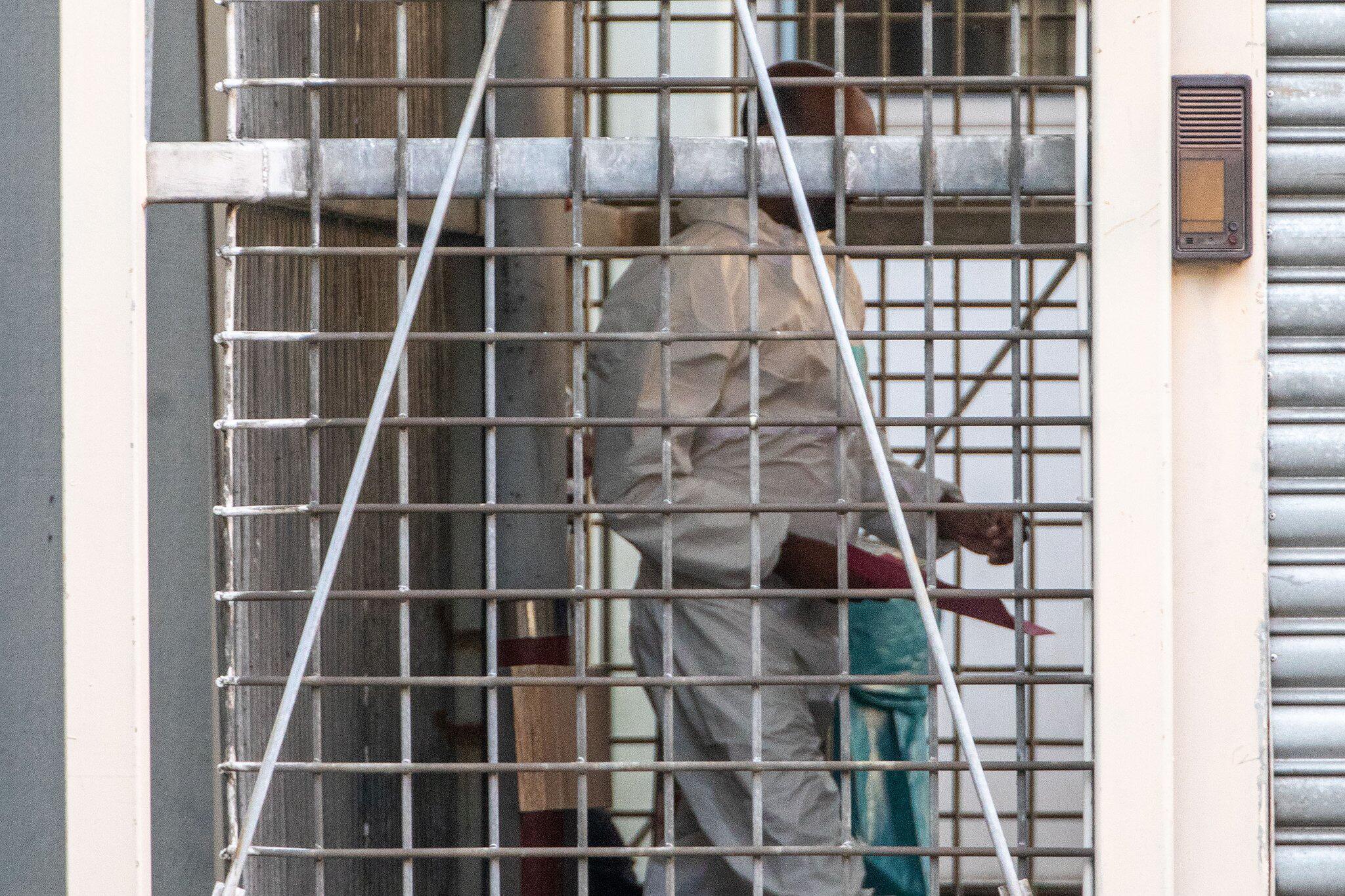 Bild zu Haftvorführung nach der tödlichen Attacke in Frankfurt