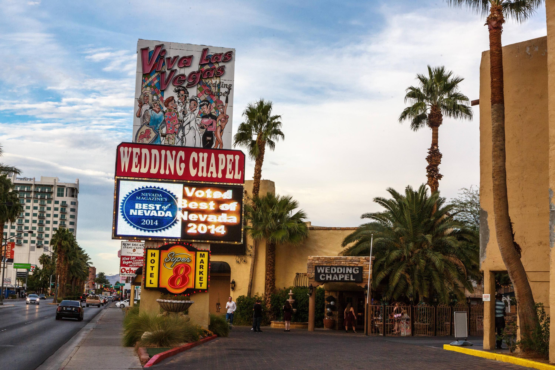 Bild zu Hochzeit in Las Vegas