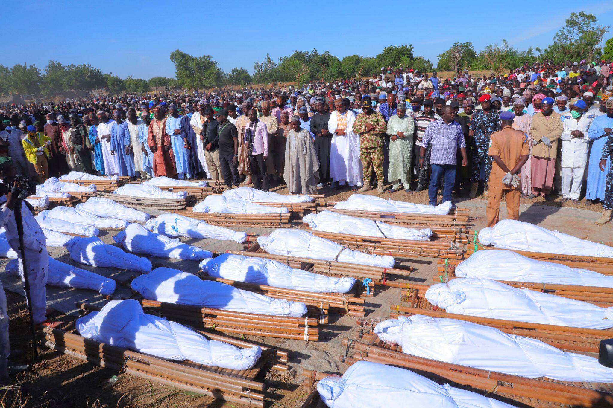 Bild zu Angriff in Nigeria