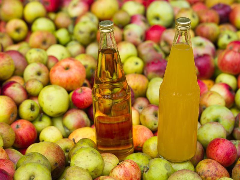 Bild zu Apfelsaft