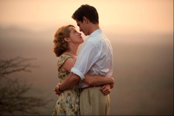 """Bild zu Trailerpremiere von """"Solange ich atme"""" mit Andrew Garfield und Claire Foy"""