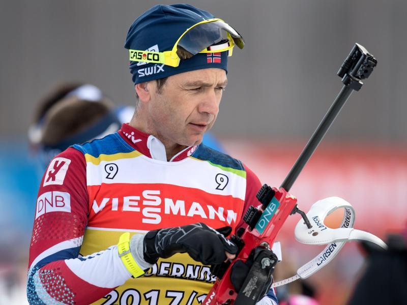 Bild zu Ole Einar Björndalen