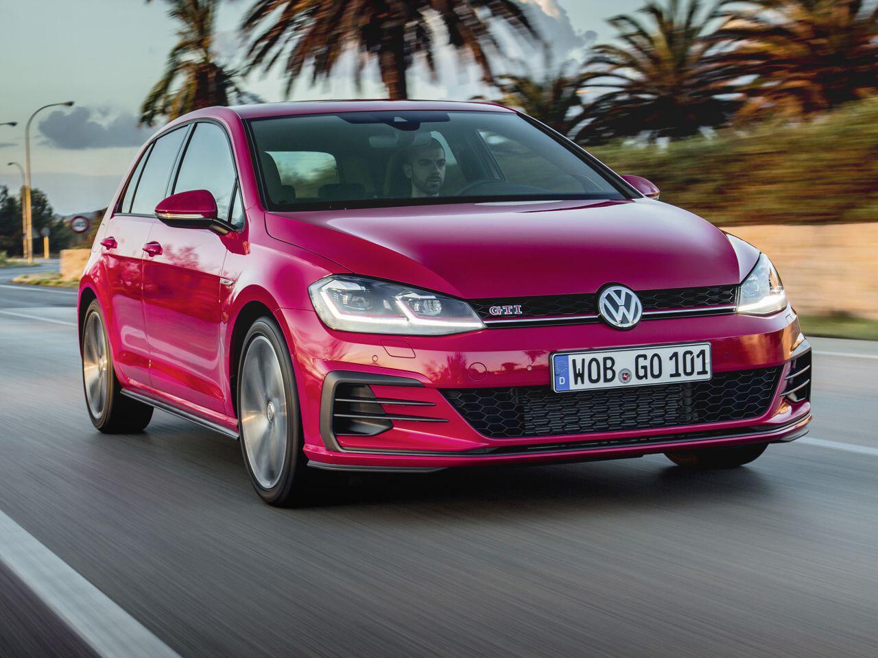 Bild zu VW Golf