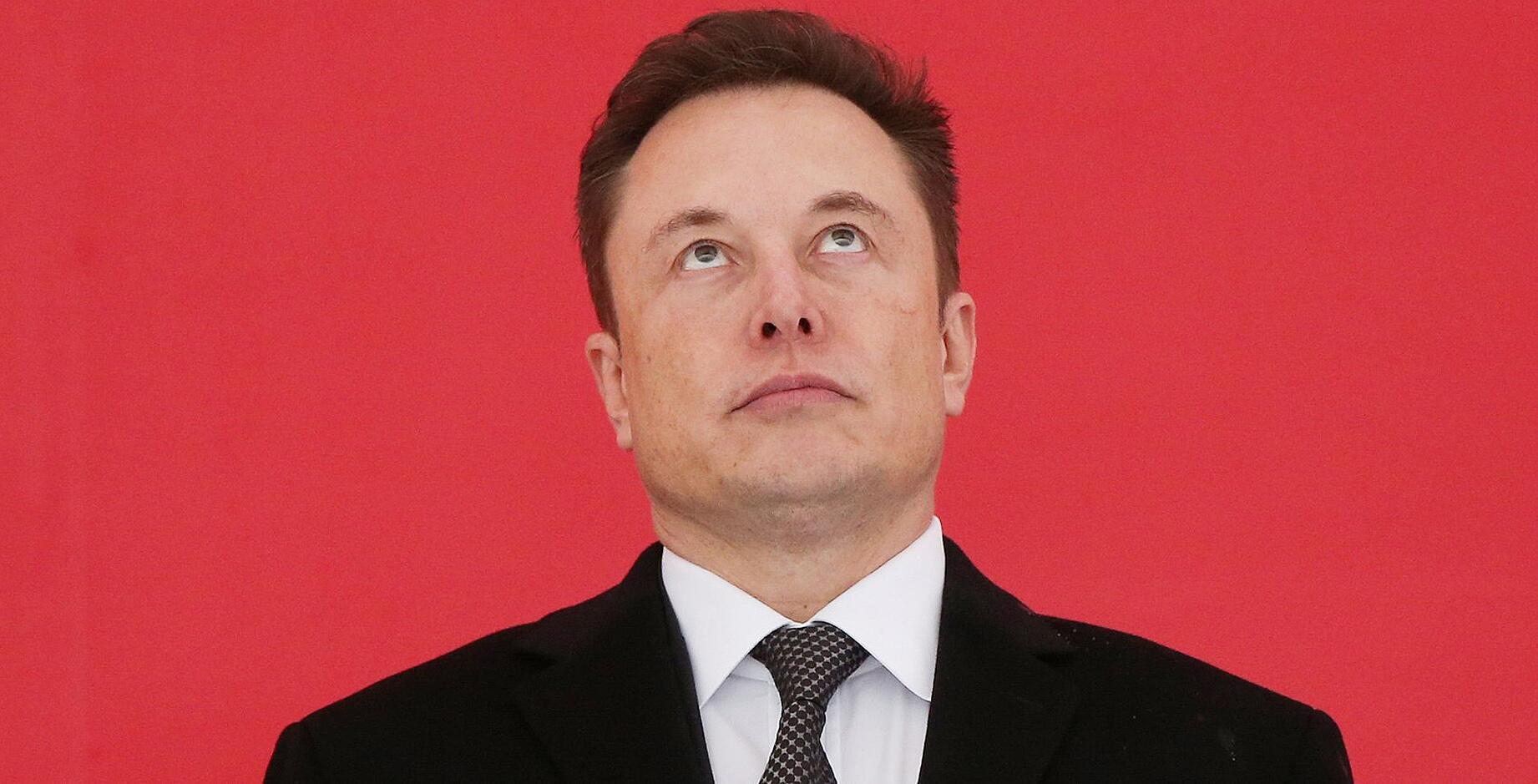 Bild zu Grundsteinlegung der Tesla Shanghai Gigafactory