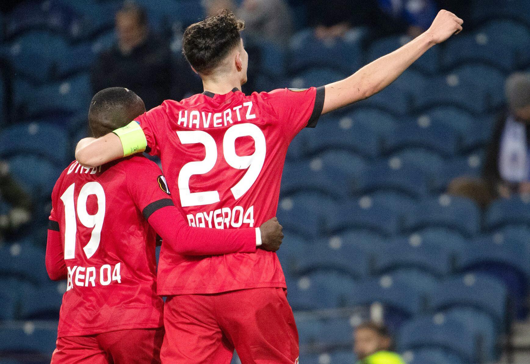 Bild zu FC Porto - Bayer Leverkusen