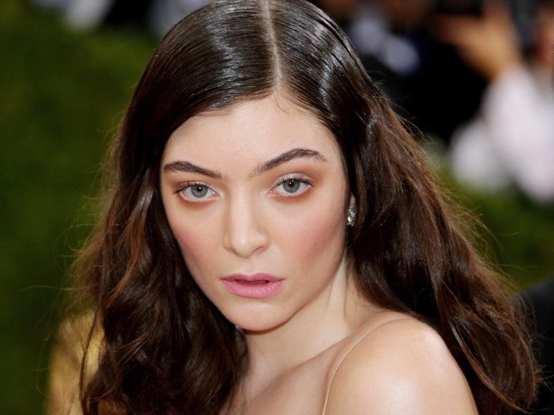Bild zu Lorde