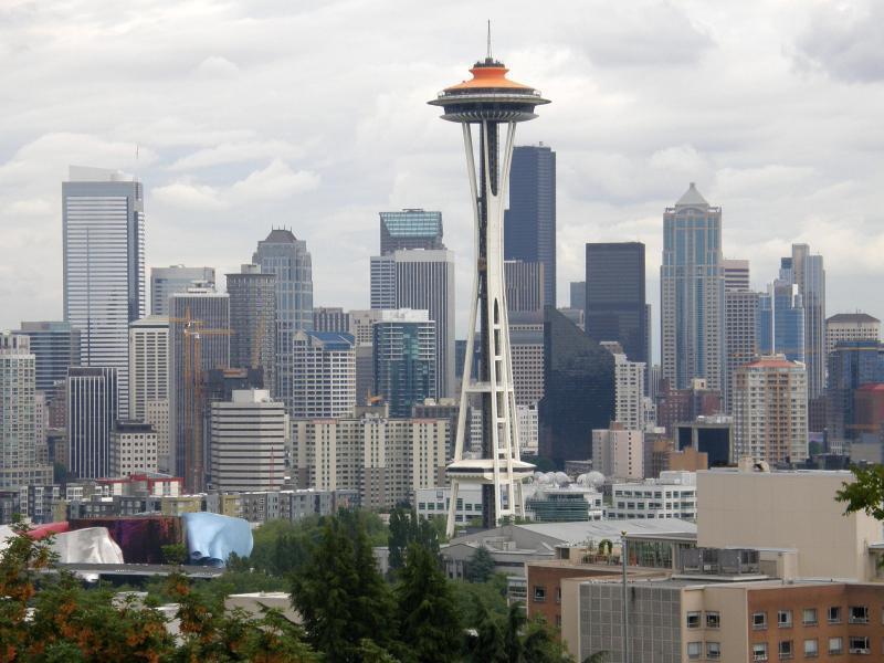 Bild zu «Space Needle» in Seattle