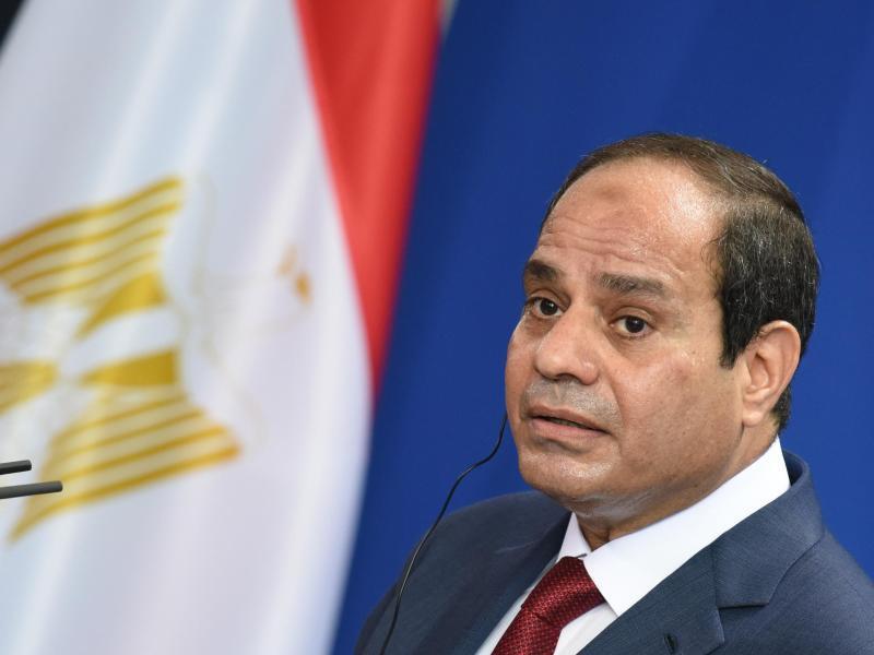 Bild zu Abdel Fattah al-Sisi