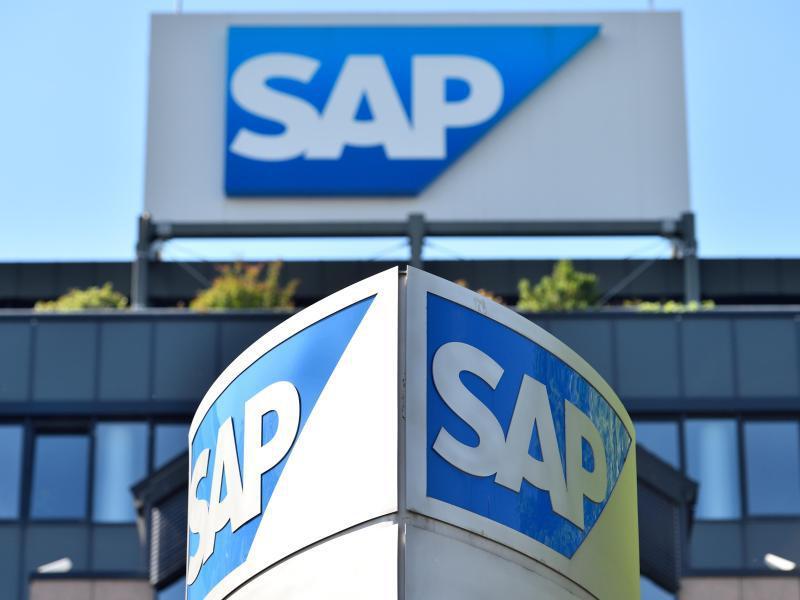 Bild zu Softwarekonzern SAP