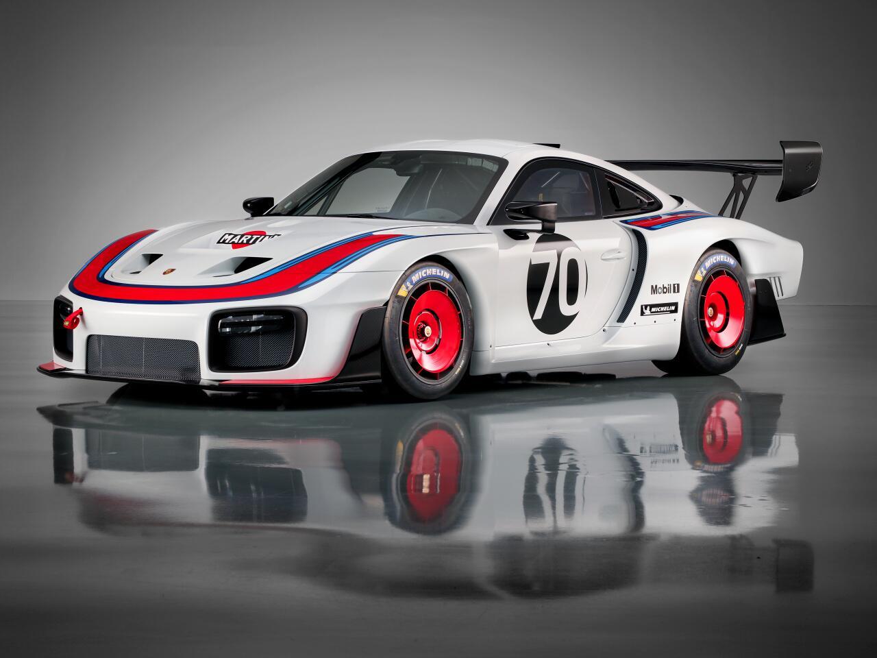 """Bild zu """"Moby Dick"""" ist zurück: Exklusive Neuauflage des Porsche 935"""