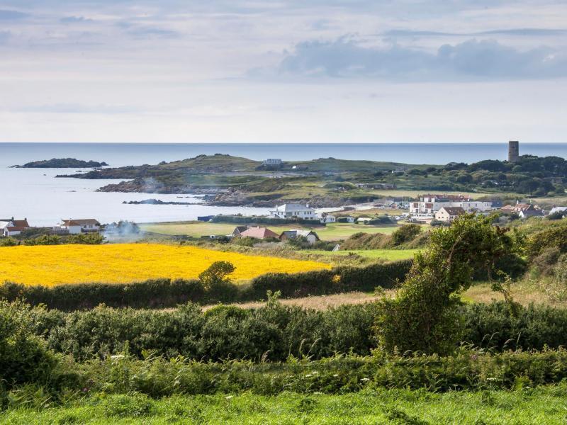 Bild zu Blick über die Insel