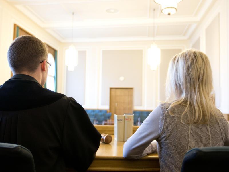 Bild zu Ehrenamtliche Richter
