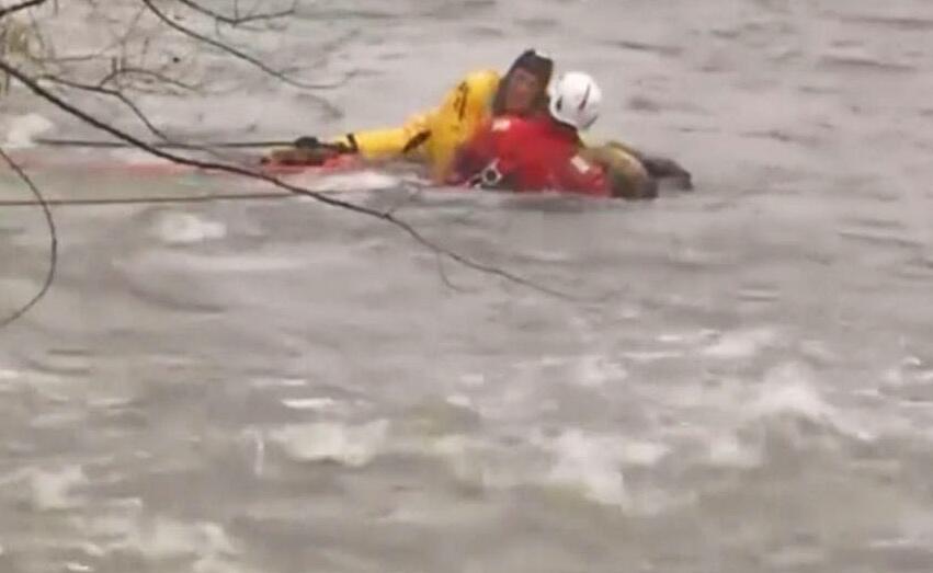 Bild zu Niagarafälle, Rettung