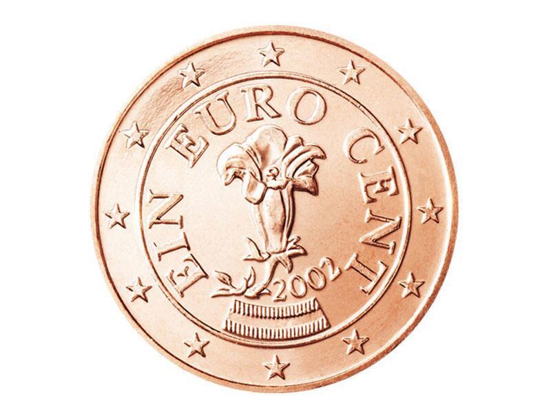 Die Motive Der 1 Cent Münzen Gmxch