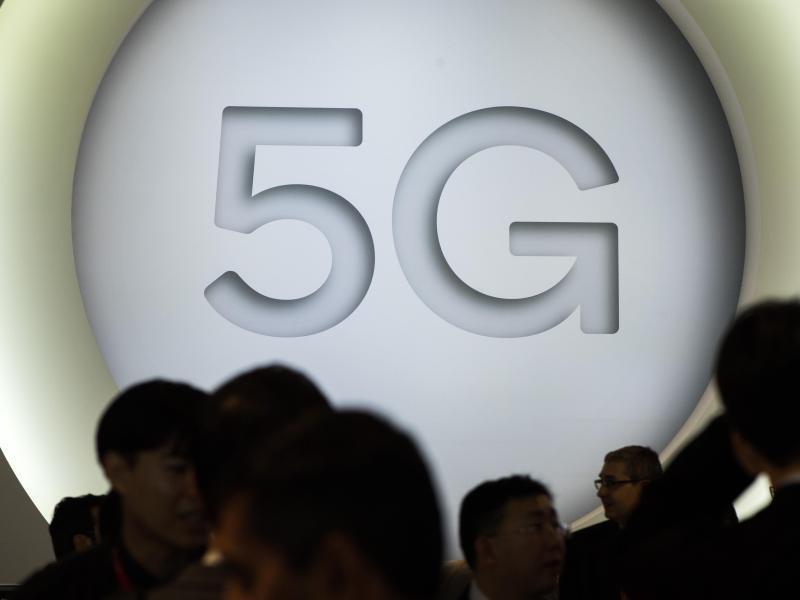 Bild zu 5G ist ein grosses Messethema