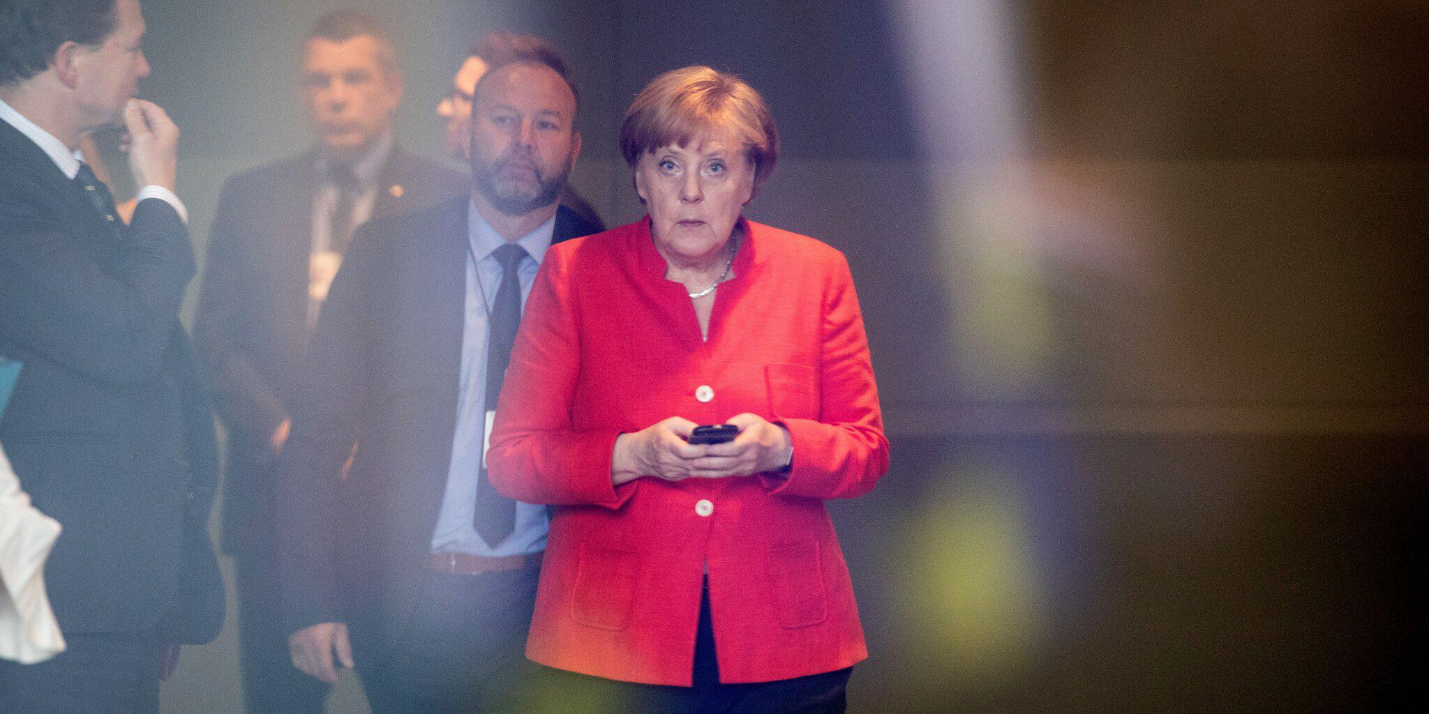 Bild zu Italienischer Ministerpräsident Conte in Berlin
