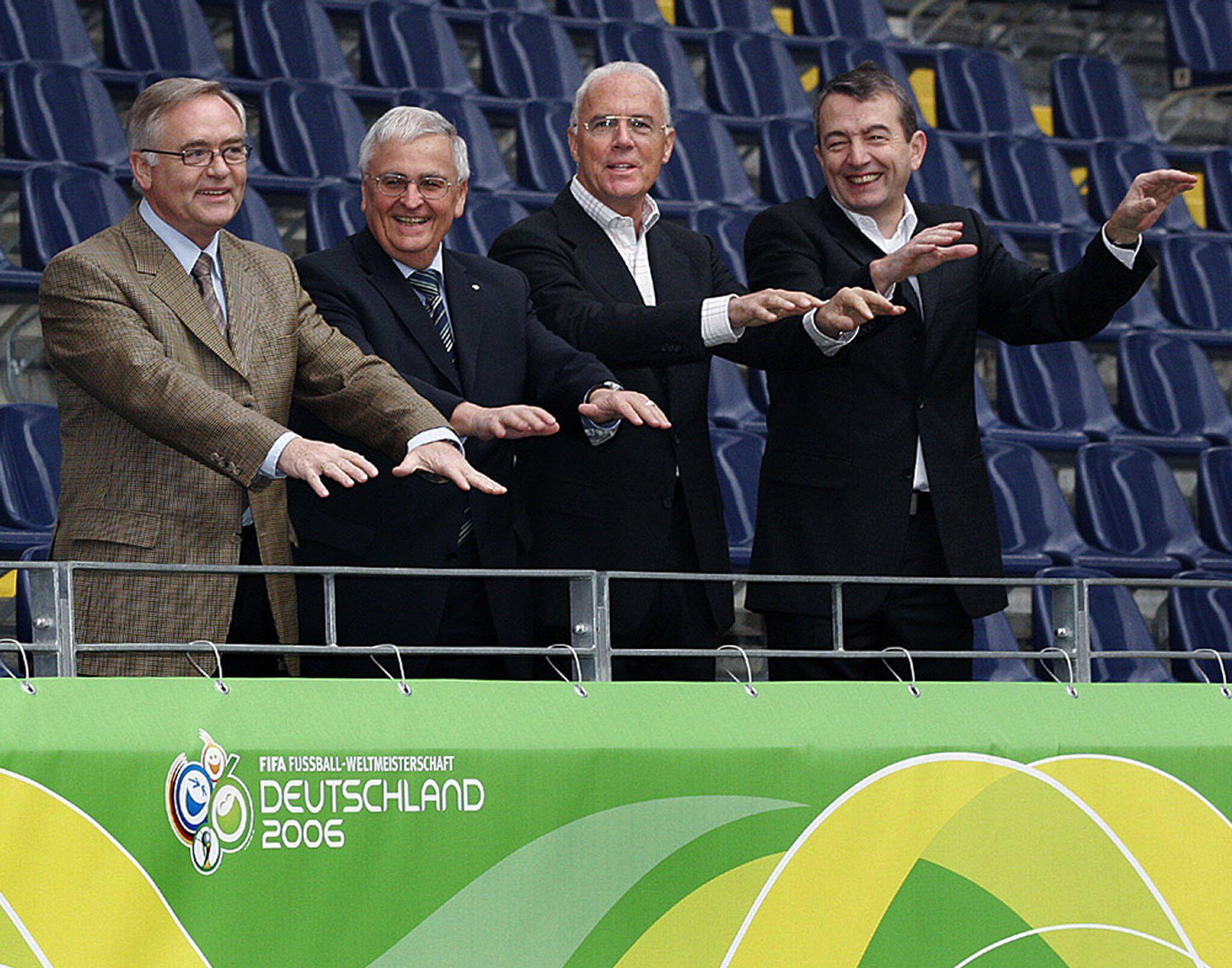 Bild zu Organisationskomitee Fussball-WM 2006