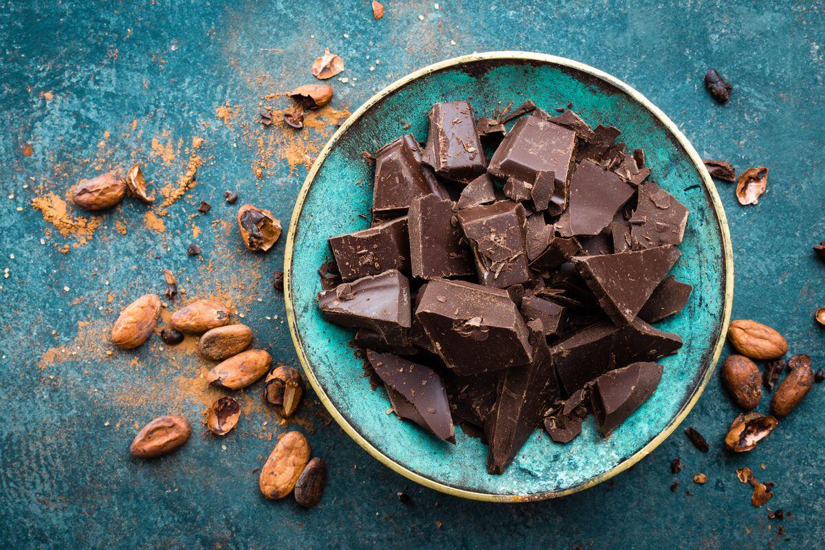 Bild zu Lebensmittel, Ruf, Schokolade, gesund, Kakaobohnen, kaffee, nüsse, kohlenhydrate, milch