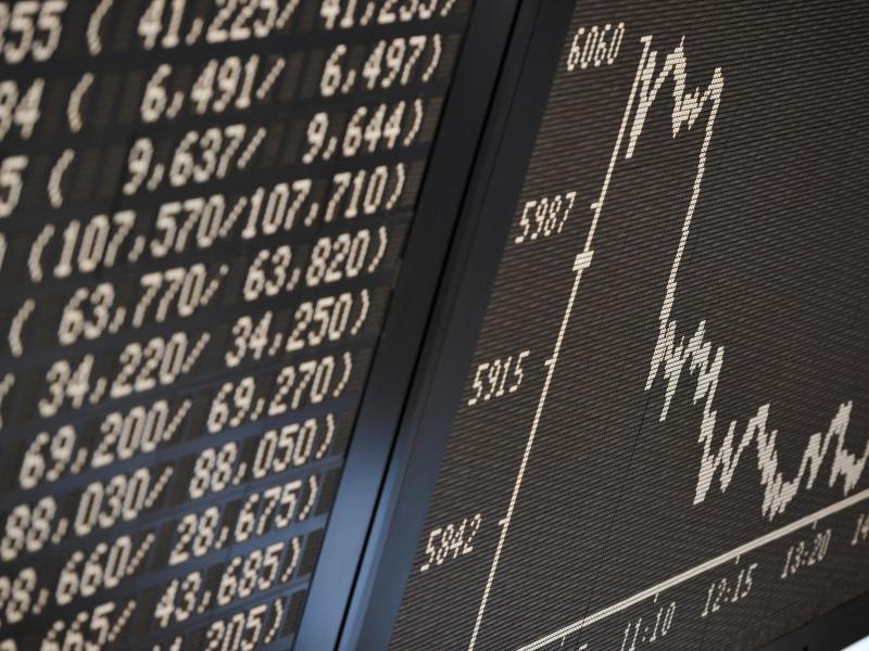 Bild zu Aktienkurs