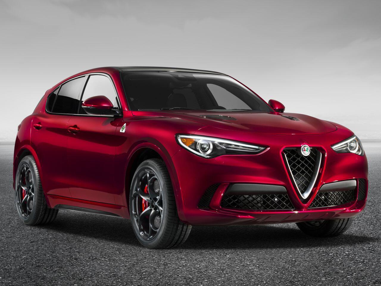 Bild zu Alfa Romeo Stelvio