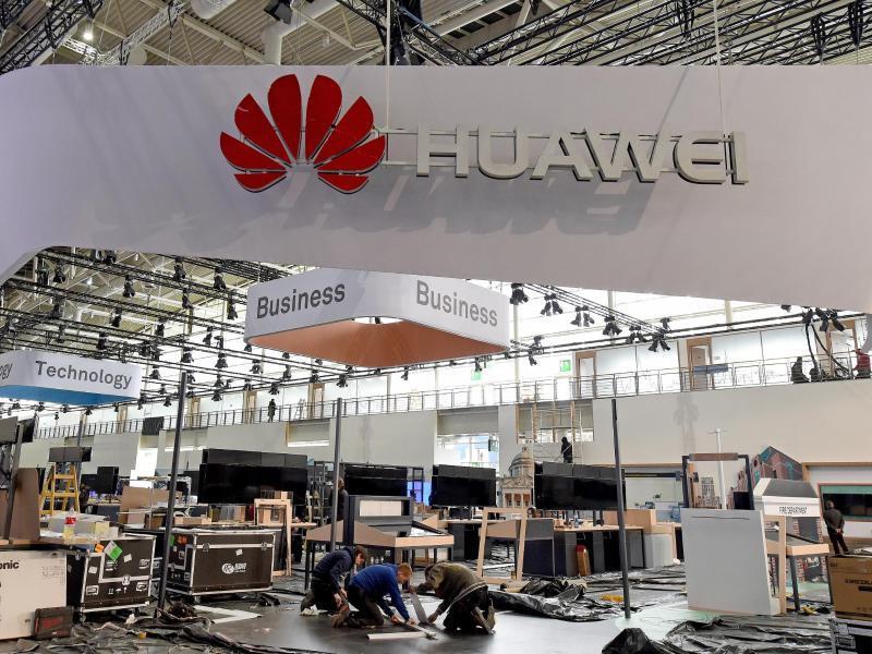 Bild zu Huawei