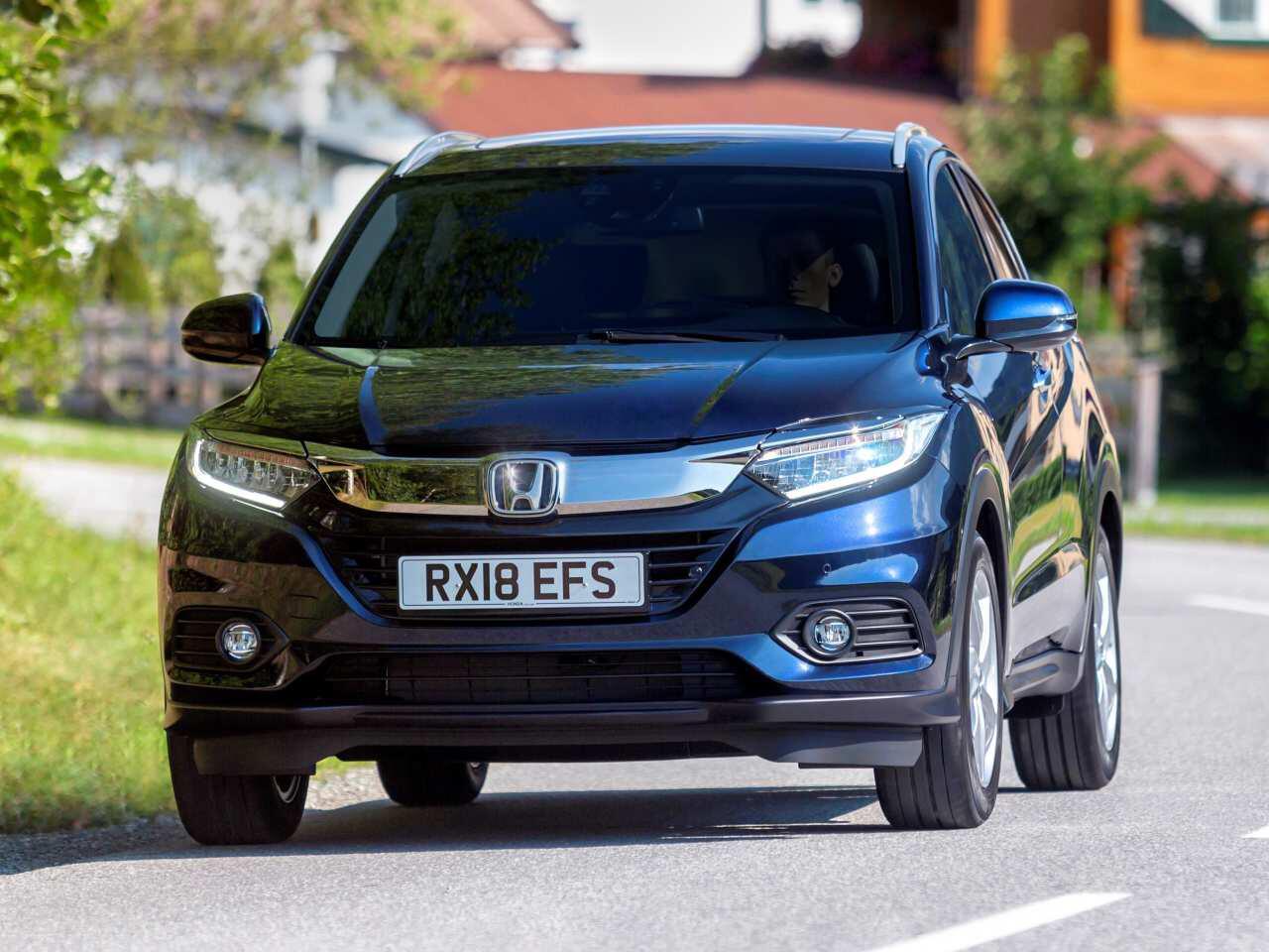 Bild zu Honda HR-V