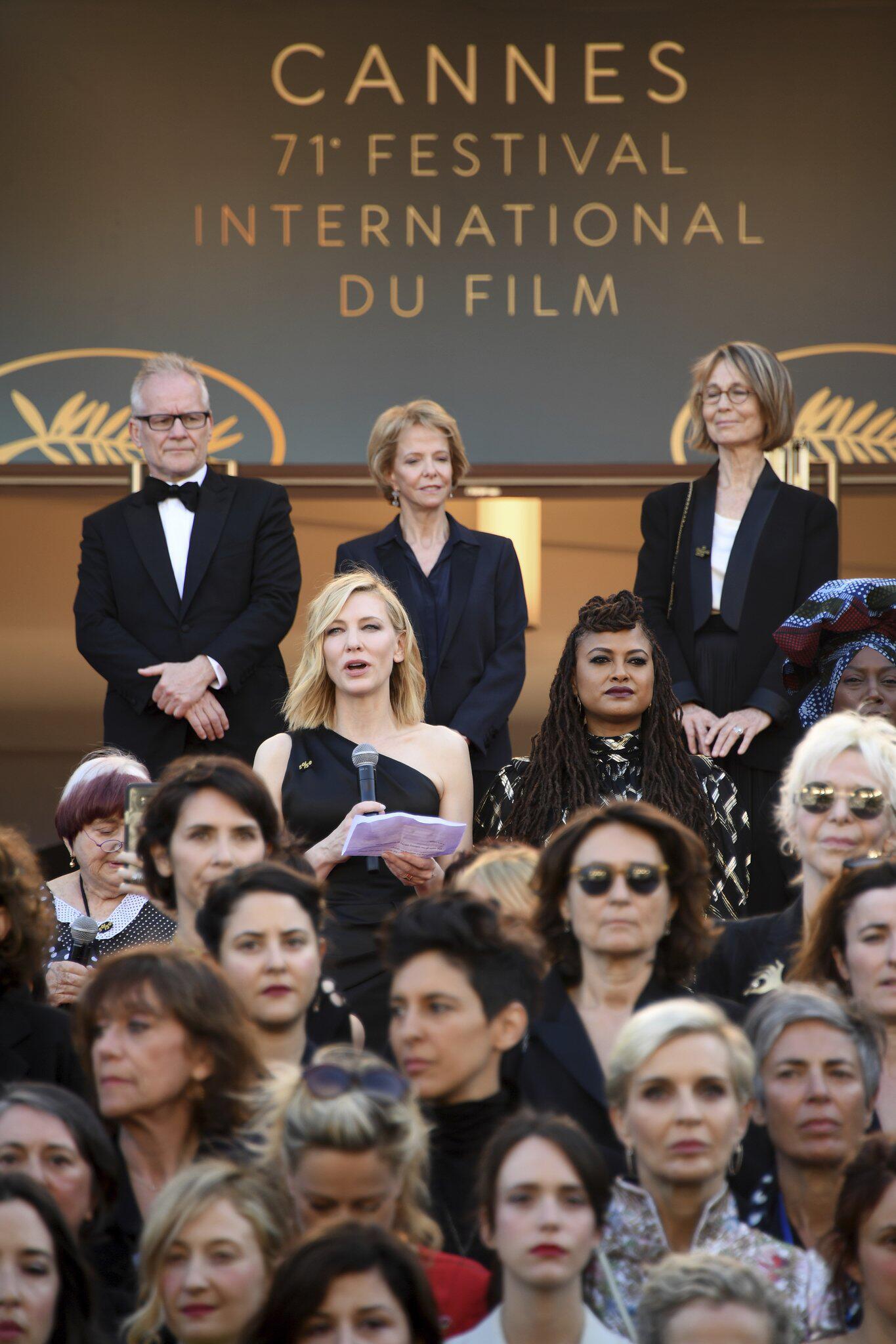 Bild zu 71. Filmfestival in Cannes - MeToo