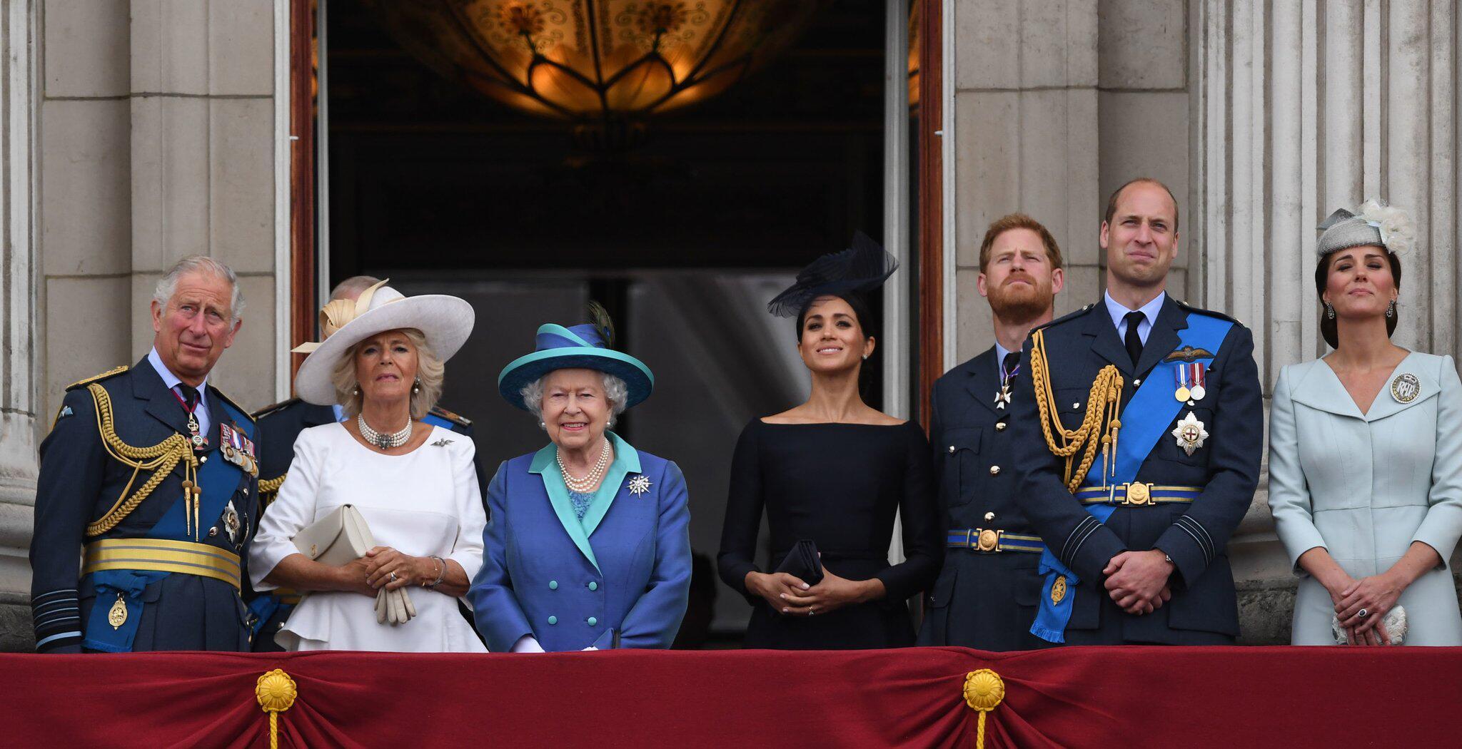 Queen gibt Enkel Harry ihren Segen