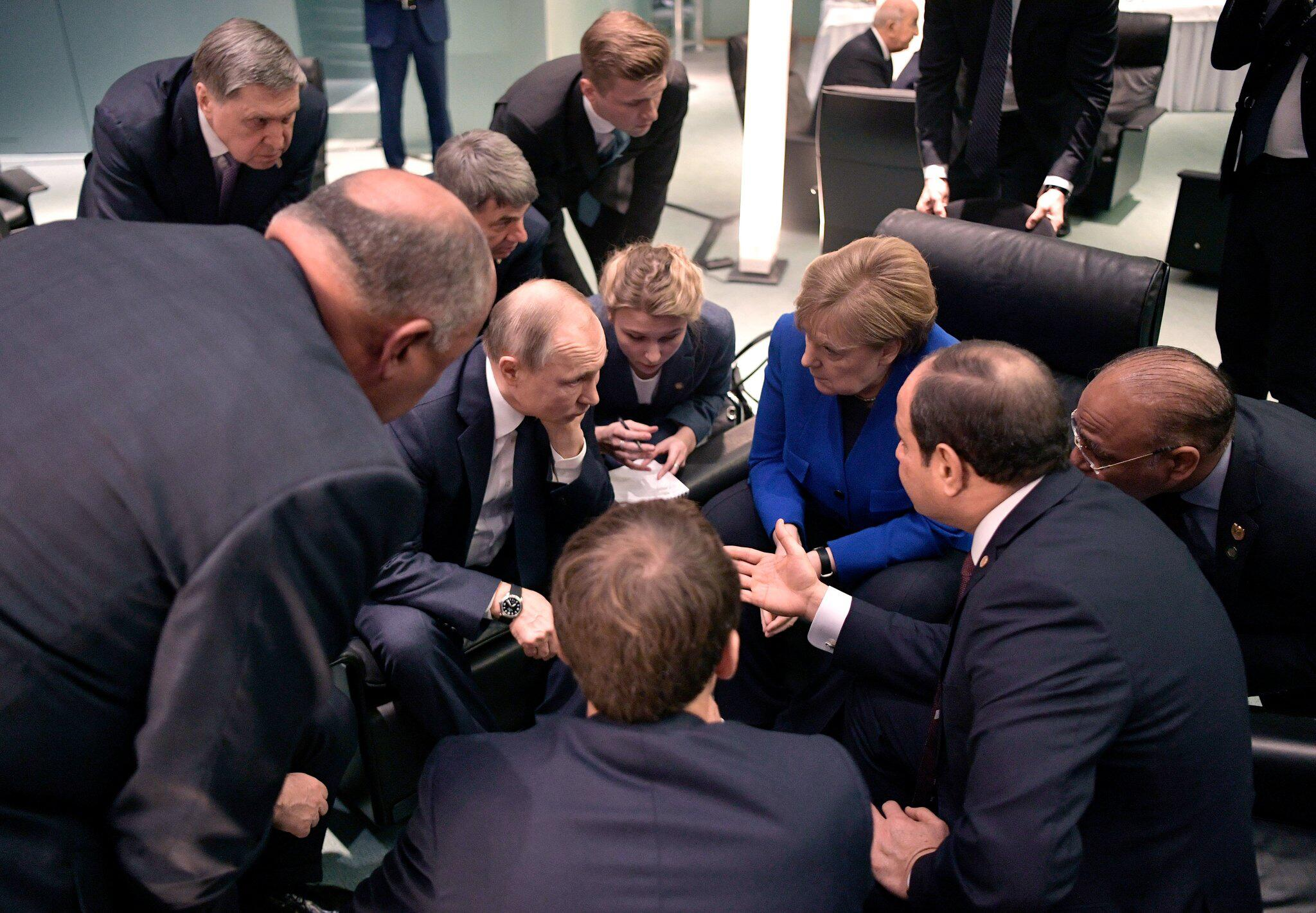 Bild zu Libyen-Konferenz