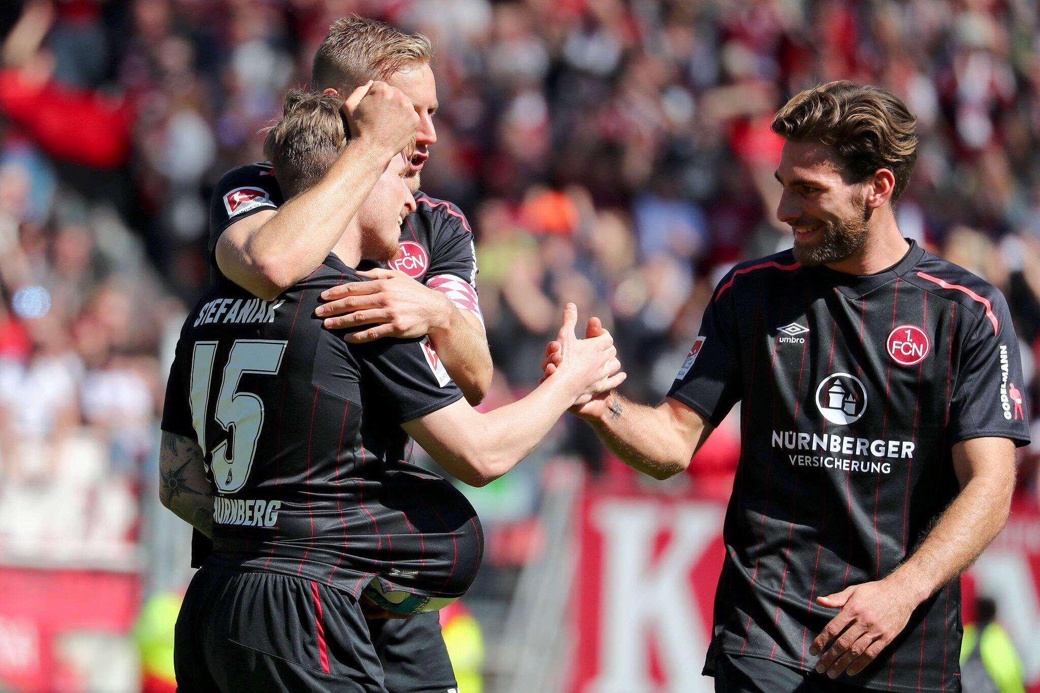 Bild zu 1. FC Nürnberg - 1. FC Heidenheim
