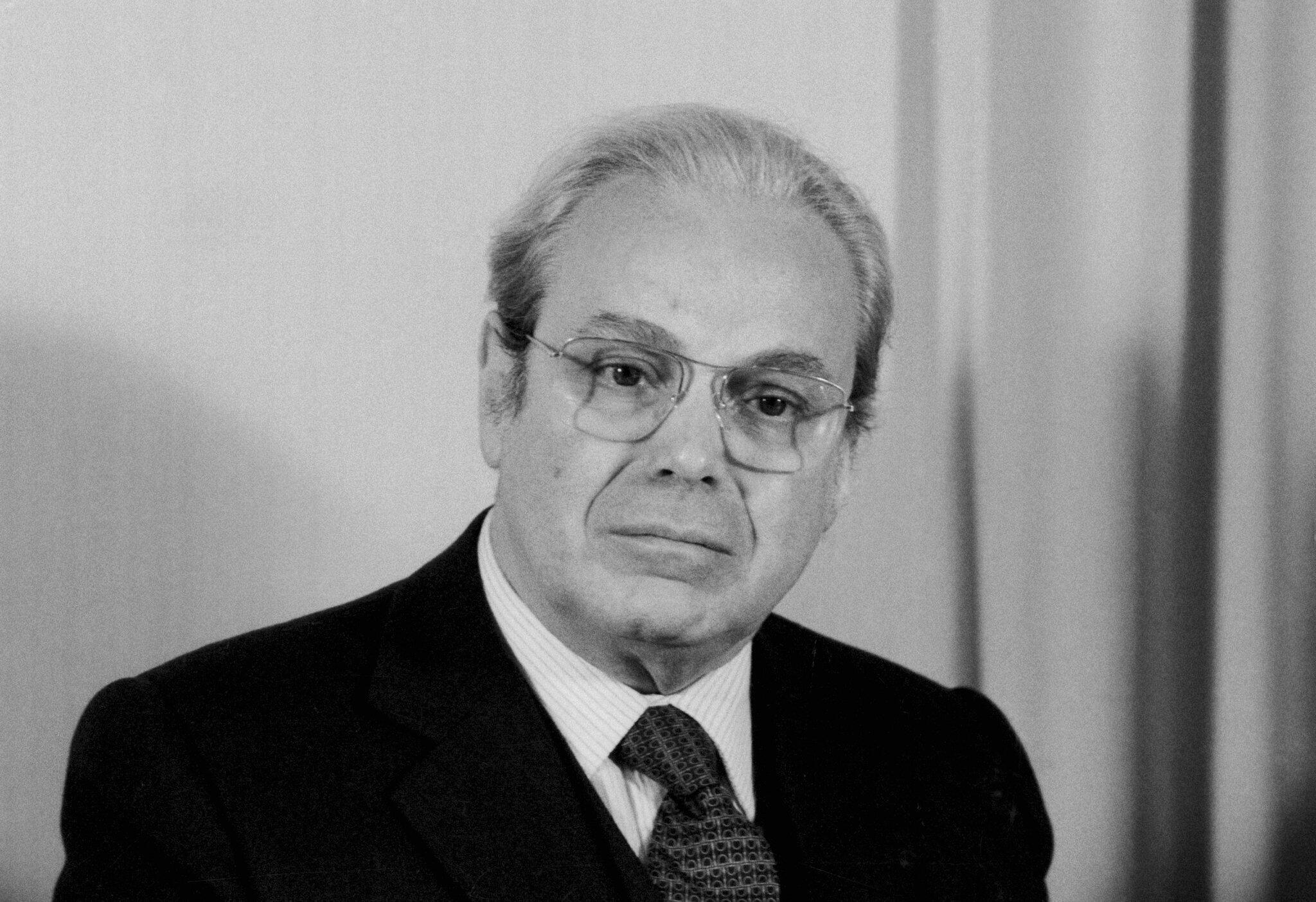 Bild zu Ex-UN-Generalsekretär Perez de Cuellar mit 100 Jahren gestorben