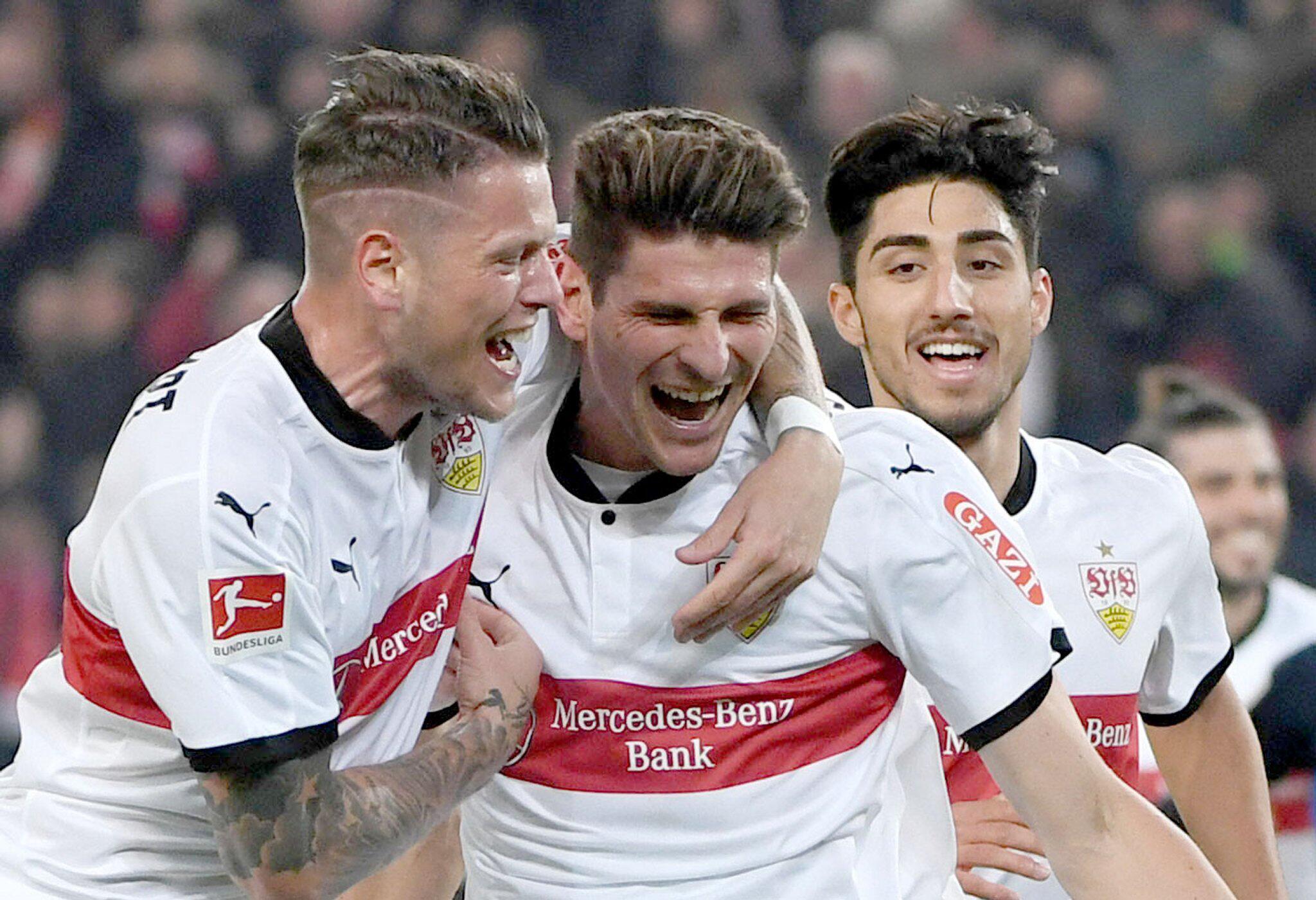 Bild zu VfB Stuttgart vs Hertha BSC