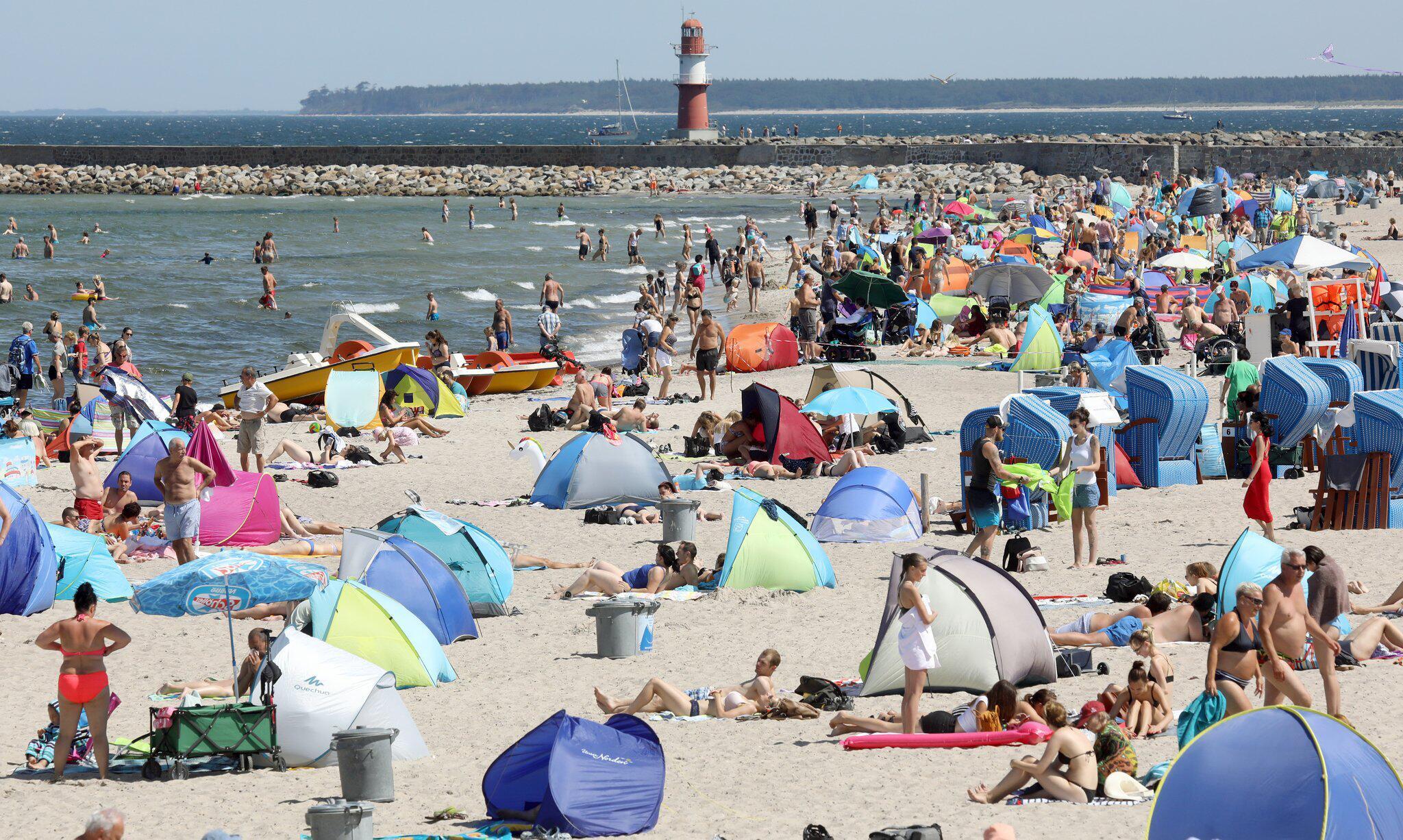 Bild zu Tourismus an der Ostsee