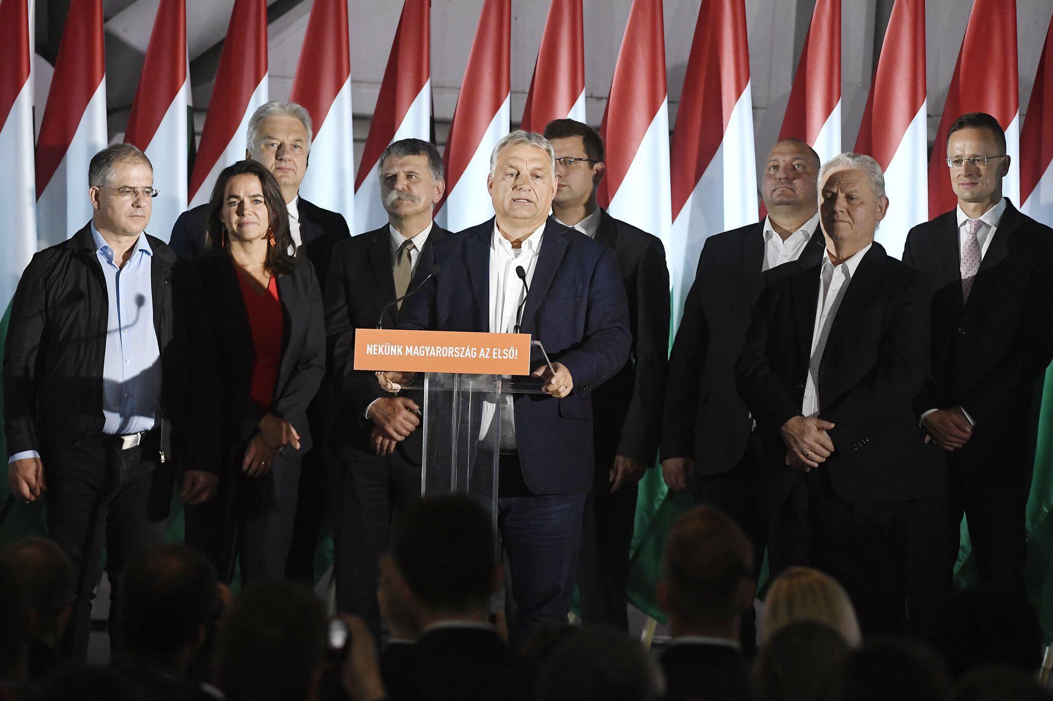 Bild zu Bürgermeisterwahl in Budapest