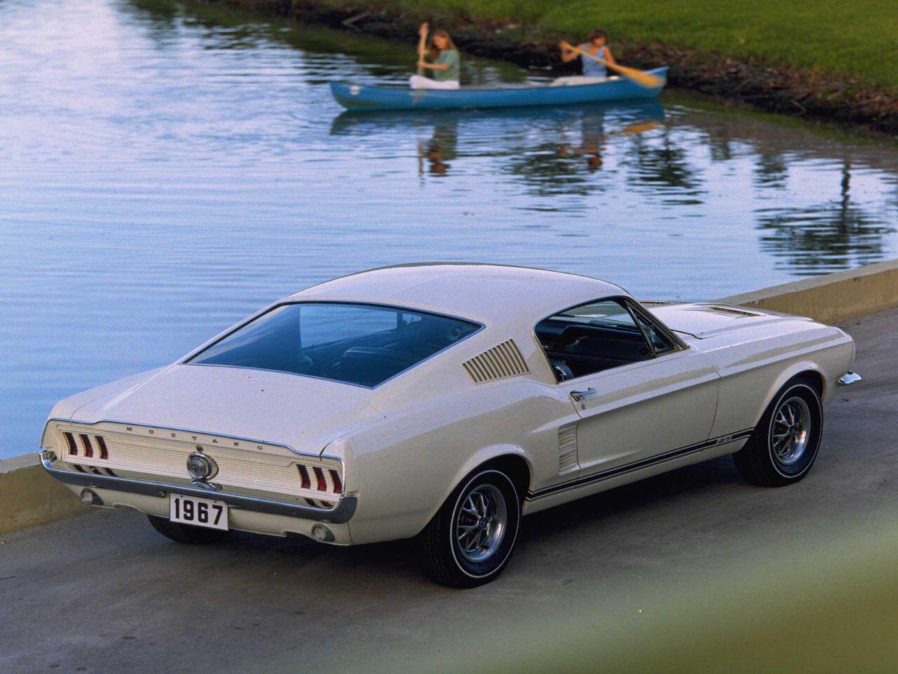 Bild zu Ein 1967er Ford Mustang GT: Die vielleicht schönste Version des Muscle-Cars