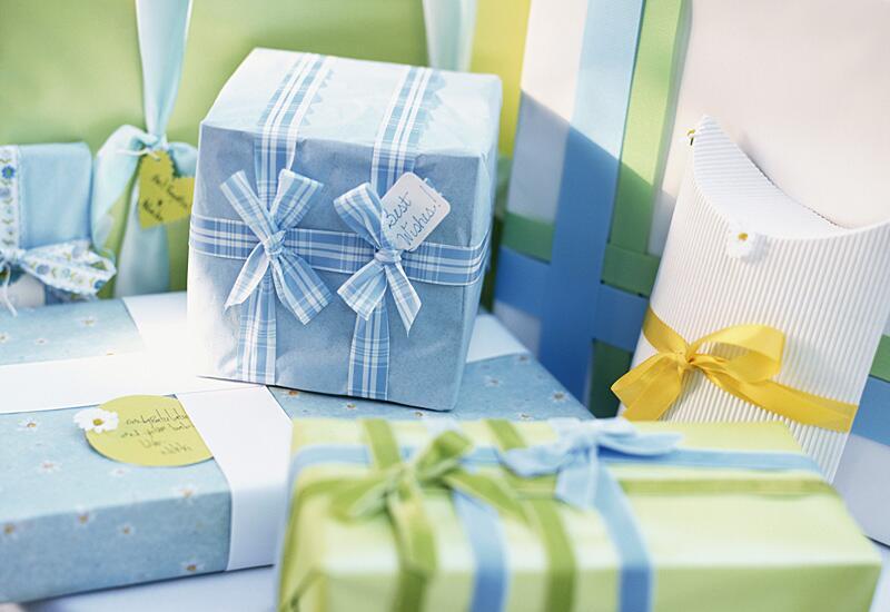 Bild zu Geschenke zum Geburtstag