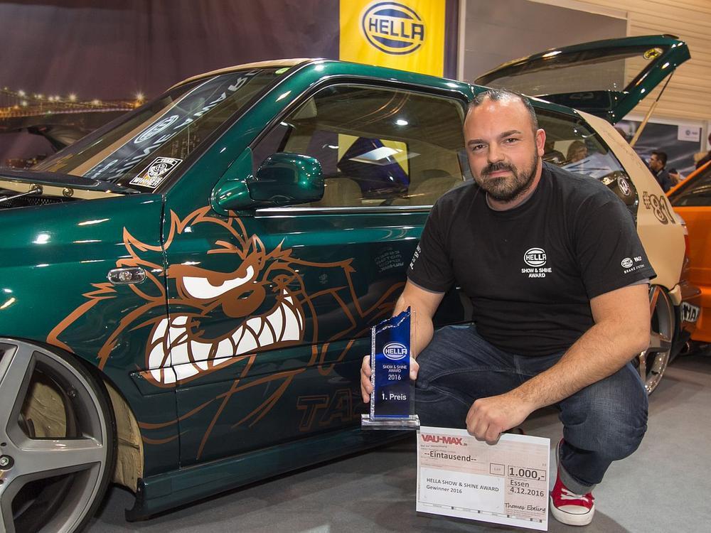 Bild zu Der Gewinner: Jens Zweibrück