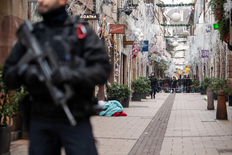 Bild zu Anschlag in Strassburg