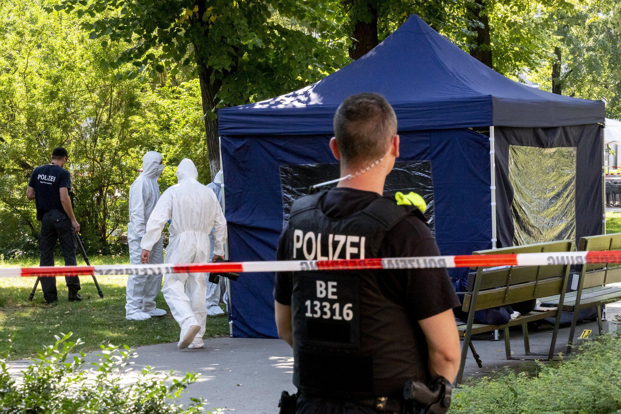 Bild zu Mord an Georgier in Berlin