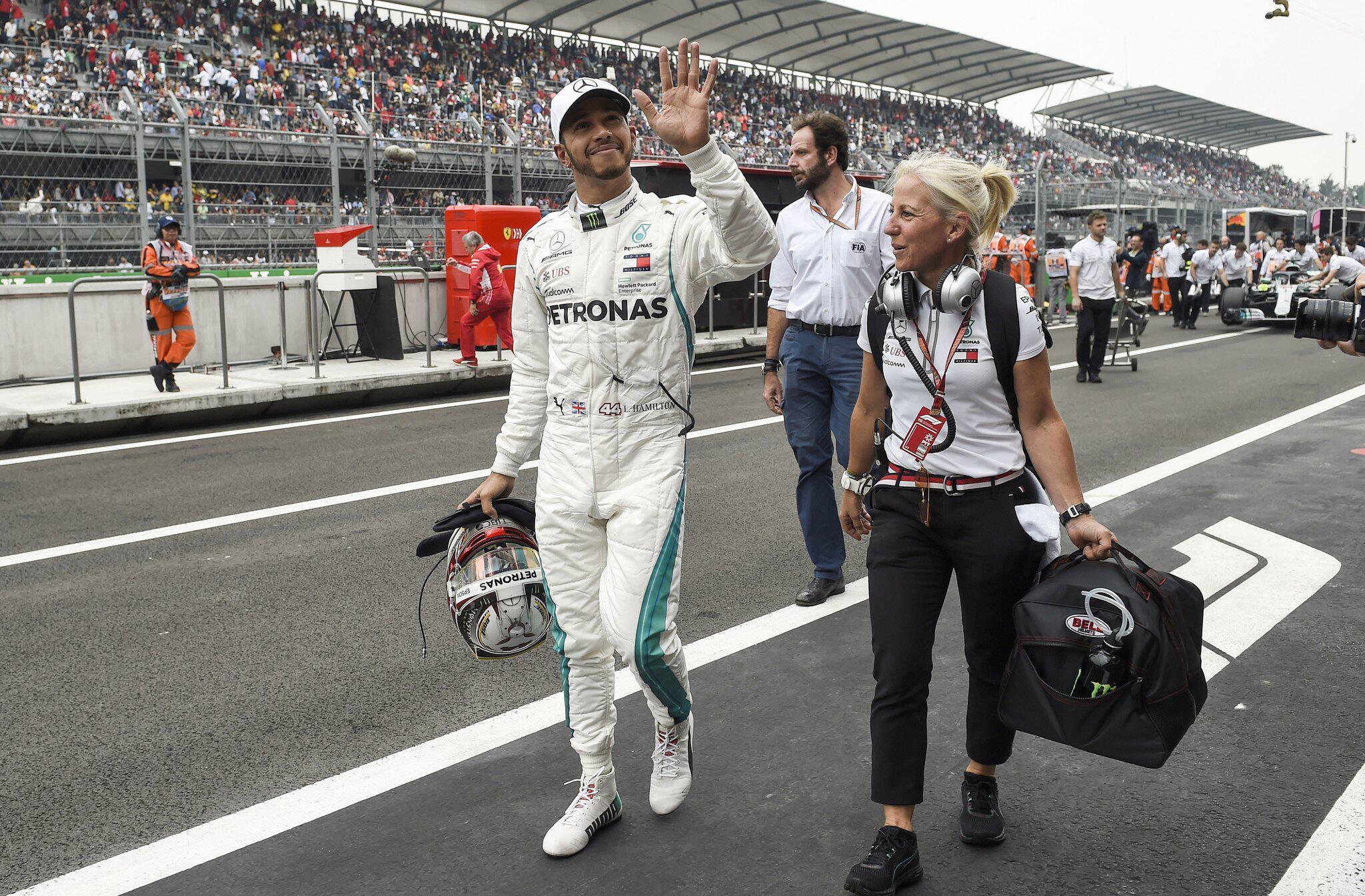 Bild zu Formel 1 - Grosser Preis von Mexiko - Qualifying