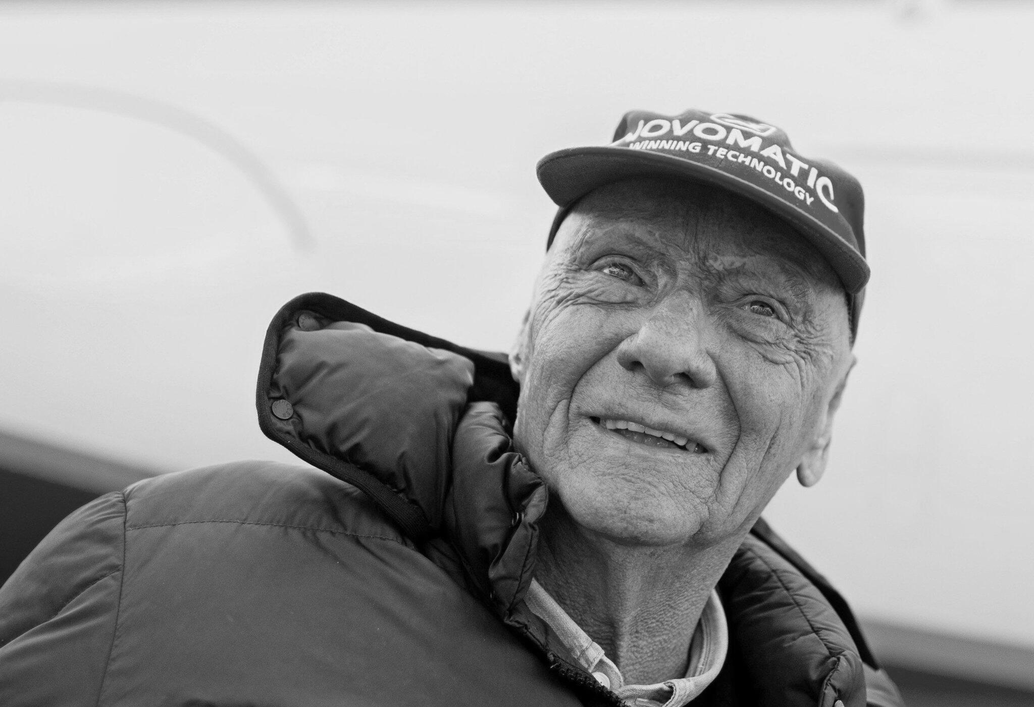 Bild zu Niki Lauda tot