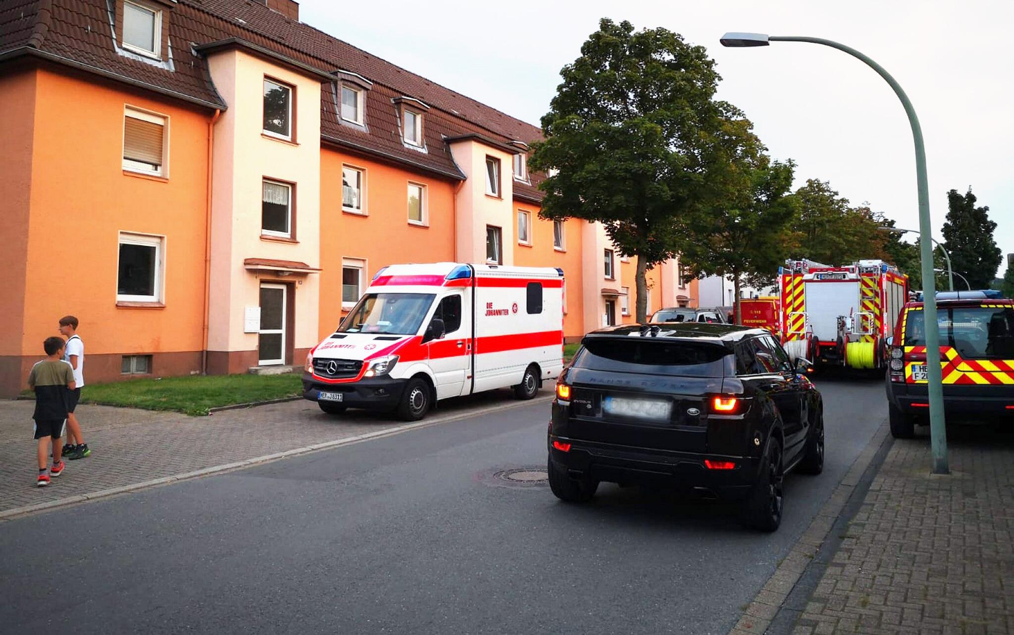 Bild zu Vier Häuser in Herne wegen entwischter Kobra evakuiert