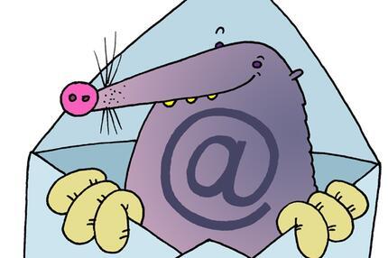 Der Mailwurf