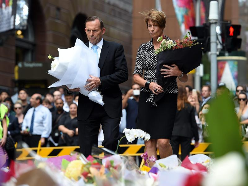 Bild zu Ehepaar Abbott